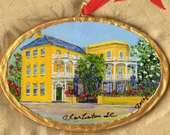 William Aiken House, King St., Charleston SC
