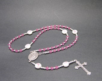 Breast Cancer Rosary