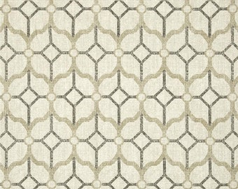 Rockaway Pewter - Magnolia Home Fashions - Upholstery Designer Fabric By The Yard