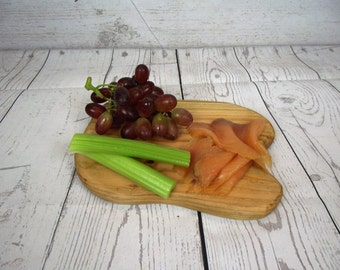 Wooden Serving Platter - Wood Chopping Board - Chopping Board -  Cheese Board - Serving Board -Tray - Anniversary