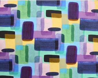 """Country Painting Pattern Series 20s Cotton Fabric - 44""""x35"""" - Digital Printing - 1 Cut"""