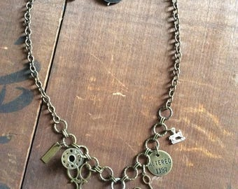 Altered Necklace