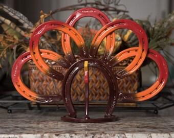 Horseshoe Turkey Horseshoe Art