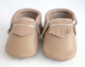 Taupe Moccasin