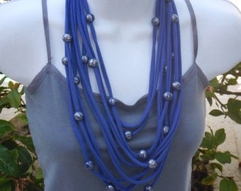 Jersey Necklace-Scarves