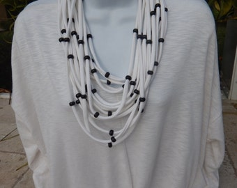 Jersey Tshirt in Scarves & Wraps