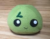 Kawaii Friend Green Tea Mochi, Green mochi plush, Japanese food plush, Anime toy, Kawaii plushie, Dango plush, Anime food plush, Anime plush