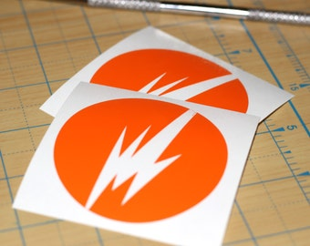 Brainfeeder Sticker | Flying Lotus Vinyl Sticker | FLYLO Decal