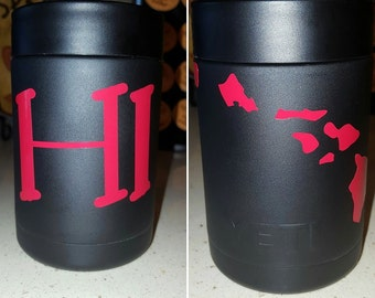Drinkware decals