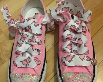 Custom pig Cons