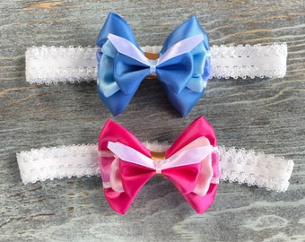 Mini Once Upon A Dream Deluxe Bow