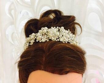 CRYSTAL - Tiara Crown