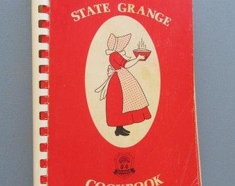 Pennsylvania State Grange Cookbook 1985