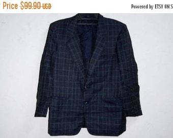 Vintage Balenciaga paris coat / jacket / blazer men's medium size