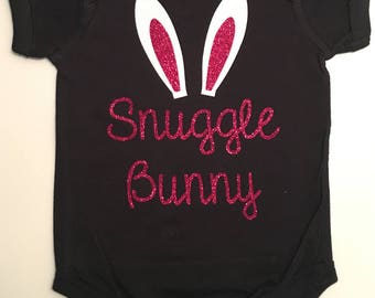Snuggle Bunny Easter Shirt