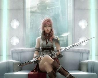 Lightning - Final Fantasy 13