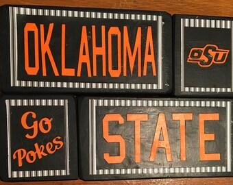 Oklahoma State University Quad Blocks