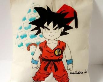Tote bag Goku