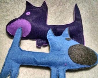 Dog Dog Toy