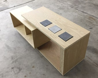 SITUS Coffee Table