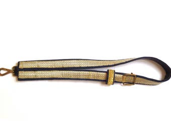 Ceremonial Gold Sling Shoulder Strap - British Army - Genuine Issue - E177