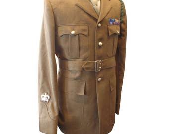 Duke of Lancaster No.2 Dress Army Man's Uniform/Tunic/Jacket - Brown/FADS - British Army - E206