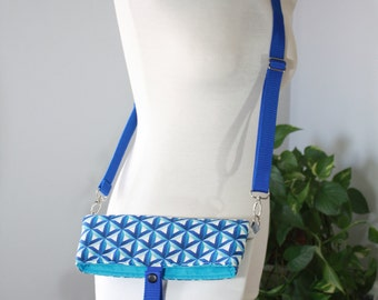 Messenger / shoulder bag denim / backpack / Messenger /