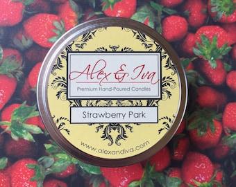 Strawberry Park - 8 oz. tin