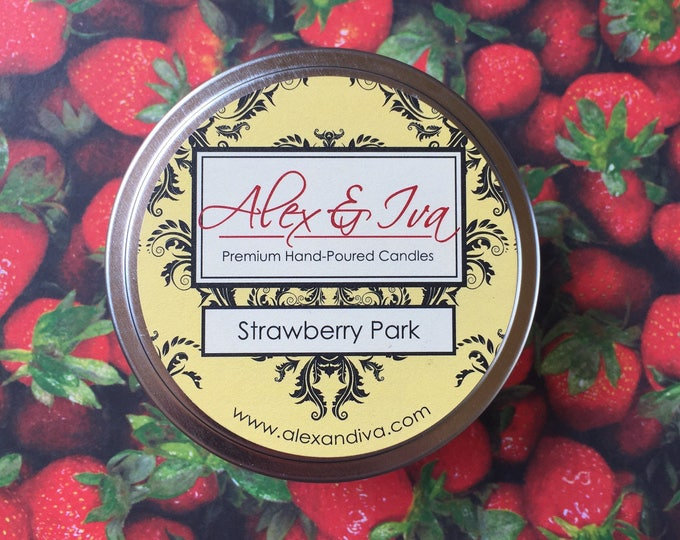 Strawberry Park - 8 oz. tin