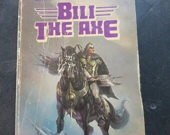 Bili the Axe by Robert Adams Vintage Paperback