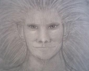 Spirit Portrait 14