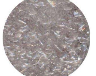 Silver Edible Glitter 1 oz