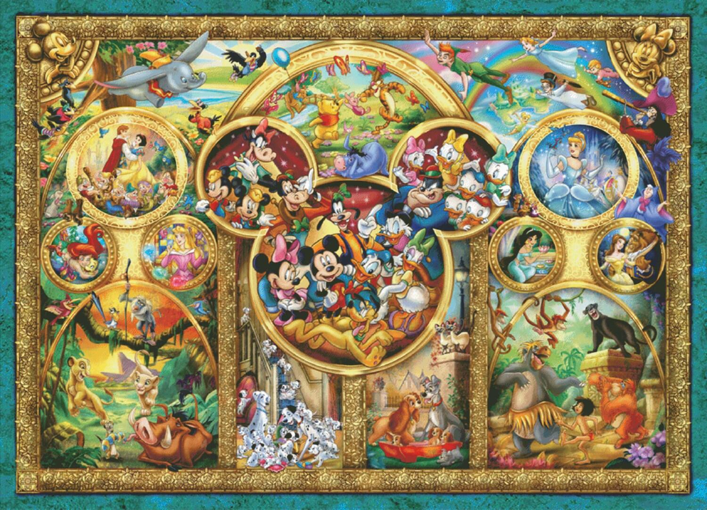 Disney Counted Cross Stitch Pattern