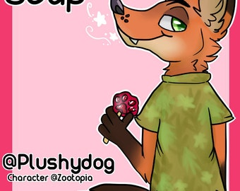 Pawpsicle Soap ( 3 in a pack )