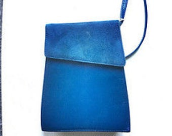 Jaques Vert Vintage Blue Purse