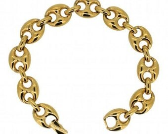 1980s Gold Tone Vintage Bracelet