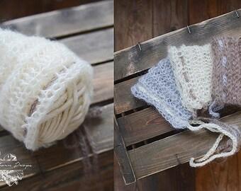 Charming Newborn Bonnet, Newborn Photo Prop