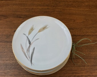 Autumn Gold Side Plate