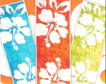 Tropical Table Topper Quilt Pattern