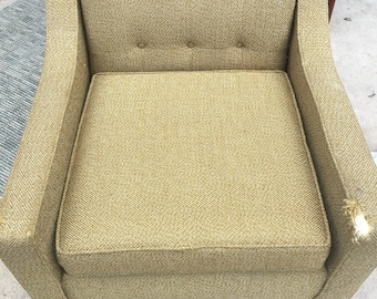 Prestige 1970s chair, Art Deco chair