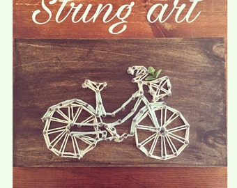 Personalized String Art