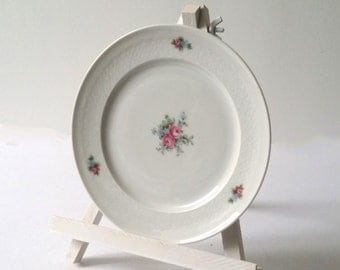 Sweet pie plate(s) with flowers