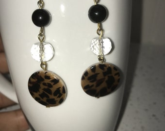 Leopard and Crystal