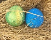 Easter Package Deal - 2 Medium Dragon/Dinosaur Eggs