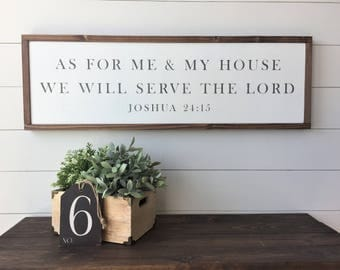 """Joshua 24:15 