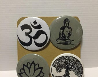 Zen Button Pack