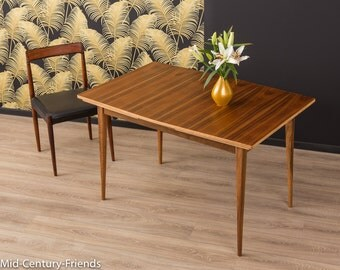 60's dining table, table, 50's, vintage (701023)