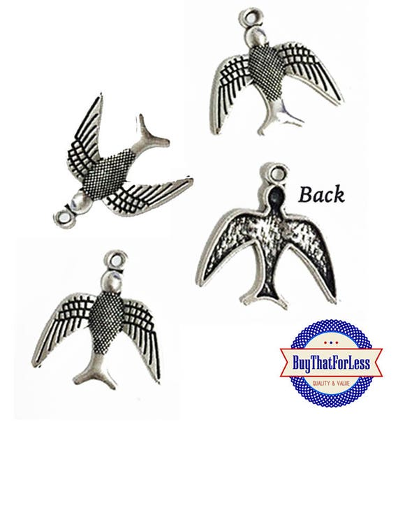 Swallow CHaRMS, 5 pcs  **LAST ONE**  Discounts & FREE Shipping*