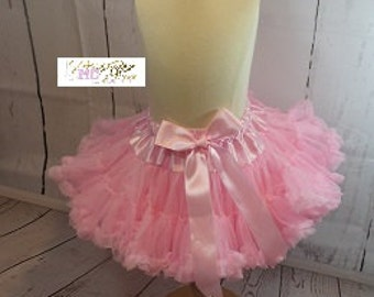 Girls pink tutu, Girls pettiskirt, Girls purple tutu, Girls skirt, Girls pink pettiskirt