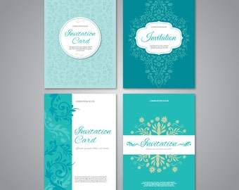 Set Wedding Invitations